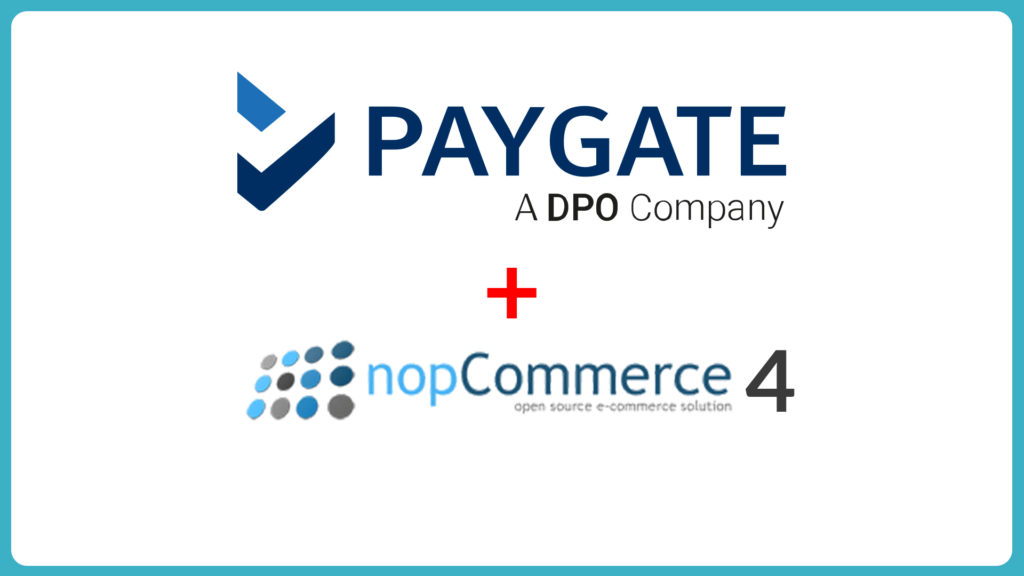 How To Setup PayGate PayWeb for NopCommerce 4