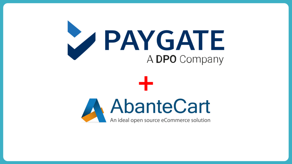 How To Setup PayGate PayWeb for AbanteCart